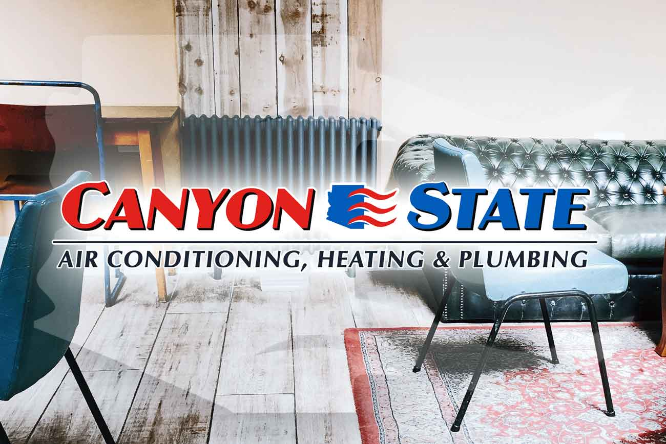 wood floors cabin setting space heating small space against wall chairs and old fashioned leather couch for canyon state heating and cooling blog on space heaters phoenix az